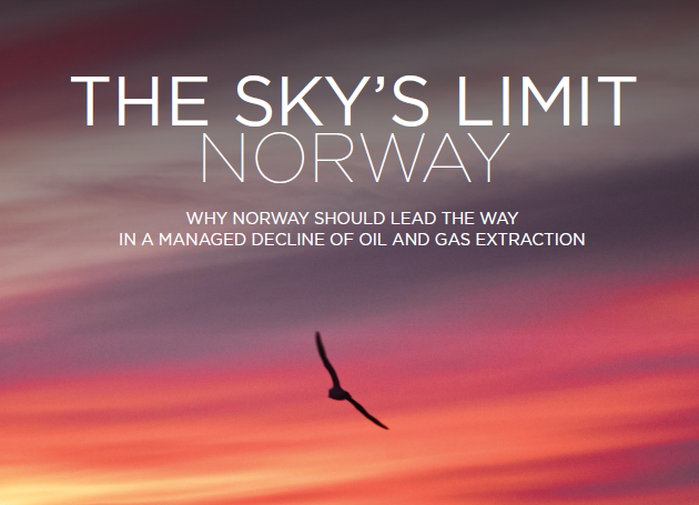 The Sky's Limit: Norway