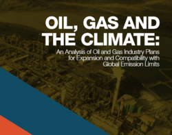 Oil gas and the climate(1)