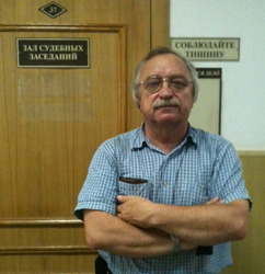 Oleg Bodrov is not satisfied with control of waste